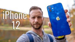 Apple iPhone 12 Real-World Test (Camera Comparison, Battery Test, & Vlog)