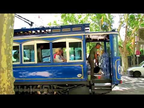 Tramvia Blau-Tibidabo Barcelona