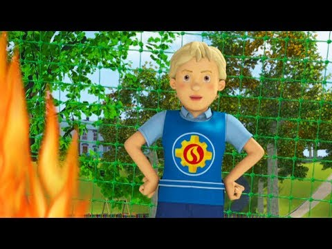 Fireman Sam US New Episodes HD   Fiery Soccer - Penny the soccer player 🚒 🔥 Cartoon for Children