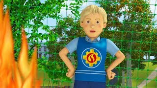 Fireman Sam US New Episodes HD | Fiery Soccer - Penny the soccer player 🚒 🔥 Cartoon for Children