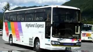 アルピコハイランドバス 21952号車(セレガR GJ) 新宿線増便