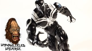 Marvel Legends Venom The Spaceknight BAF Action Figure Review