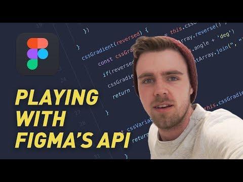 Figma's API - Converting Design Into Code