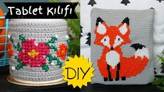 TABLET KILIFI / Kendin Yap / DIY Tablet Case