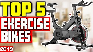 5 Best Exercise Bikes in 2019