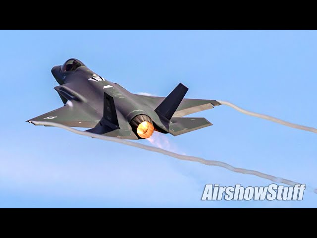 Military Jet Takeoffs - Northern Lightning 2020 Spotting