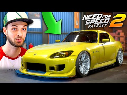 I GOT *TWO* NEW CARS! - Need for Speed: Payback GAMEPLAY #2