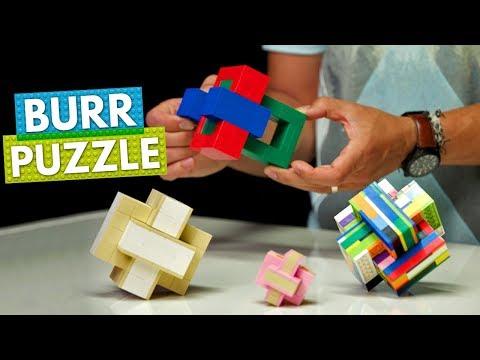 How to Build a LEGO Burr Puzzle | Brick X Brick