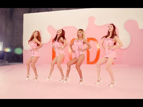 [Making Film] 씨스타(SISTAR) - Touch my body
