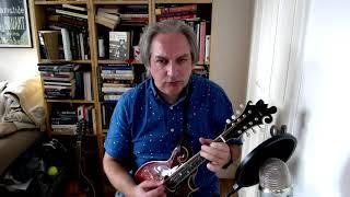 Tell Her I Am (jig) on mandolin