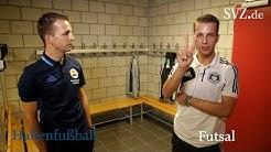 Erklär-Video: Die Regeln - Futsal vs. Hallenfußball