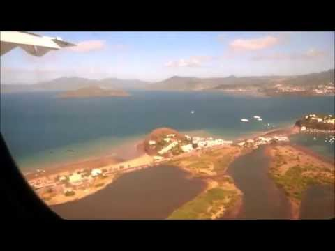 Décollage de Majunga pour Mayotte. Take off Majunga to Mayotte island.