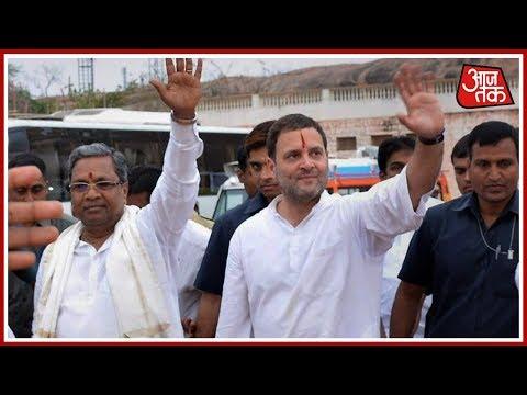 100 Shehar 100 Khabar: Rahul Gandhi On Mission Karnataka