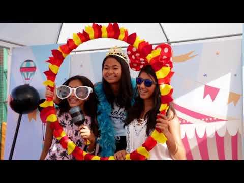 Nord Anglia Dubai Family Fun Day promotional Video