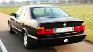 BMW 5 Series E34 History(, 2014-06-15T08:54:06.000Z)