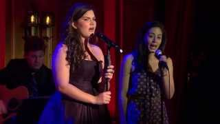 Musical Theatre Boys (54 Below) - Charlotte Jaconelli & Michelle Veintimilla