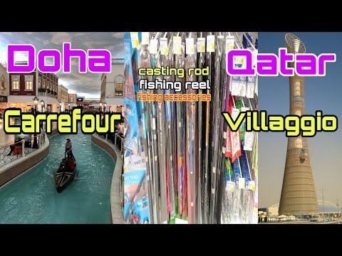 Villaggio Mall-Carrefour Casting Rod, Casting Reel, All Fishing Accessories