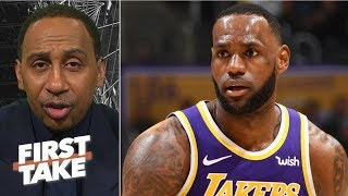 """Download Michael Jordan's assassin mentality means LeBron-MJ debate 'never existed"""" - Stephen A. 