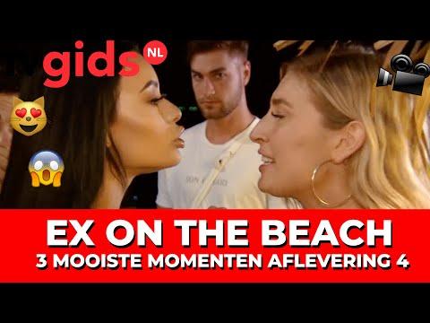Ex on the Beach - Afl. 4: Maar liefst 3 nieuwe exen! (Rowan, Elodie & Bulent)