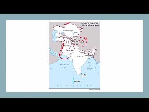 RSTV Debate On 2nd India - Central Asia Dialogue