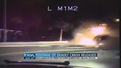 VIDEO: Dash cam video of deadly San Marcos chase