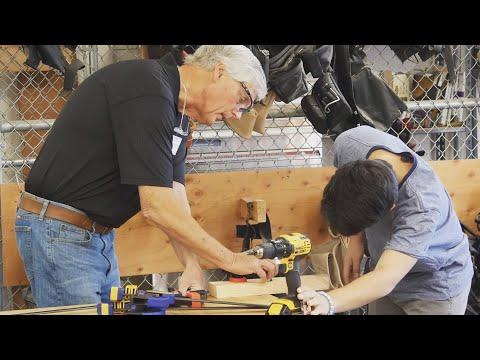 Estancia High School Construction Technology Mentoring Program