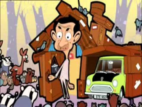 مستر بن كرتون الحلقة #1 كاملة