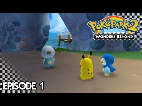PokéPark 2: Wonders Beyond | Episode 1 - Pikachu and Pals!
