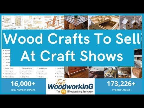 Wood Crafts To Sell At Craft Shows l Wooden l Fair l To Sell l Flea Market
