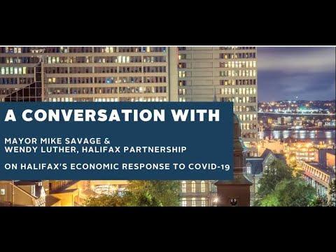 Conversation with Mayor Savage