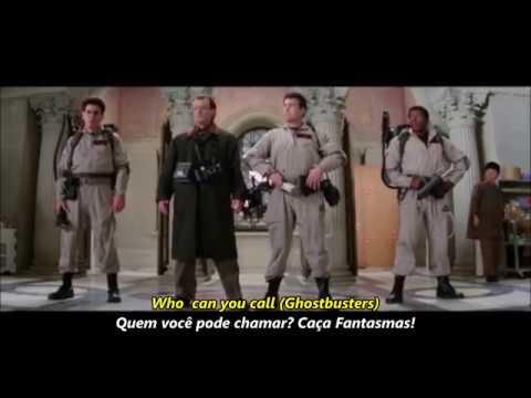 Ghostbusters - Ray Parker Jr. (Os caça-fantasmas)  Lyrics e Tradução