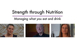 Empowerment through support: Strength through Nutrition