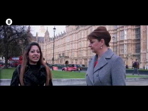 Dianne Interview MP Leanne Wood