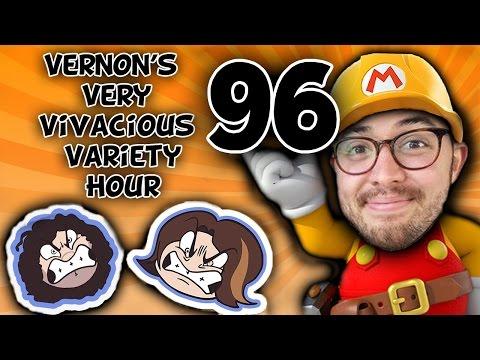 Super Mario Maker: Hulking Out - PART 96 - Game Grumps