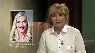 Hollywoodfrun Gunilla Persson: