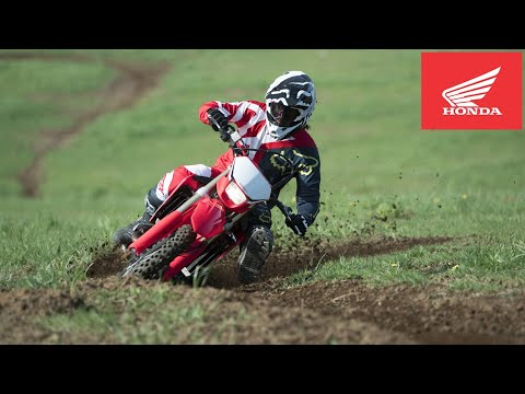 2020 Honda CRF450X Motocross Motorcycle