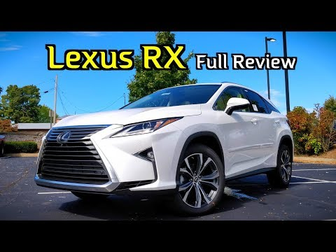 2019-lexus-rx-350:-full-review-|-there's-a-reason-why-it's-#1!