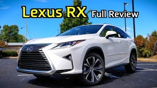 2019 Lexus RX 350: FULL REVIEW | There's a Reason Why It's #1!