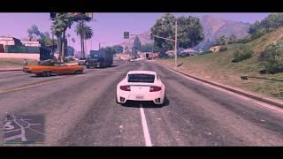 GTA 5 AUTO FAHREN MIT MUSIK (CARTOON C U AGAIN)