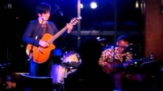 2011/10/02 at Live Juke Hiroshima Left : Mamoru Ogata Right: Masata...