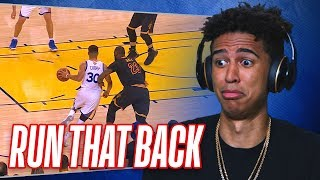 YouTubers React to Steph Curry Playoff Moments