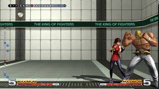 THE KING OF FIGHTERS XIV. Magic input porn