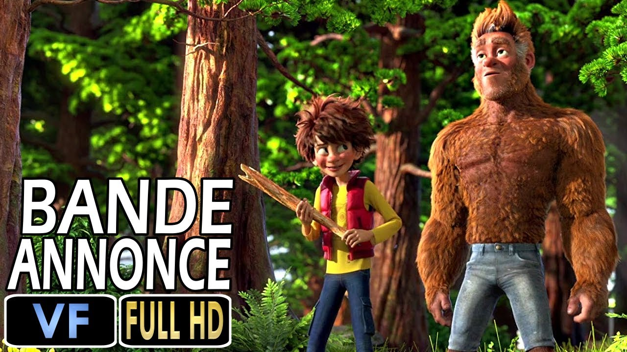 Bigfoot Family Bande Annonce Vf 2020 Youtube