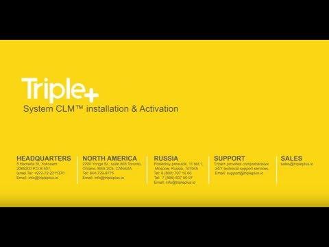 CLM Installation - Hub installation
