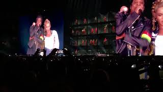 Beyoncè and Jay-Z - Black Effect Live @ On The Run II in Philadelphia