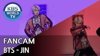 [FOCUSED] BTS's JIN - IDOL [Music Bank / 2018.08.31]