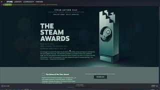 The Steam Awards Nomination Committee 2019