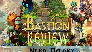 Bastion PS4 Video Review-Nerd Theory