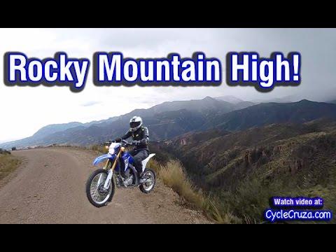 VAN ROAD TRIP Colorado PT 5 - Scary Mountain - Garden of Gods - Free Water - Boondocking