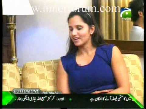 Shoaib Malik & Sania Mirza interview on super exclusive Part 1/6